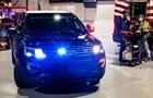 Ford впровадив в поліцейські авто режим самодезінфекції
