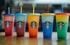 Использованные фирменные стаканы Starbucks взлетели в цене