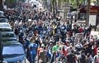 В Париже протесты в поддержку мигрантов
