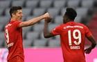 Баварія відправила п ять м ячів у ворота Фортуни