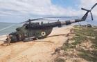 Вертолет ВСУ совершил аварийную посадку