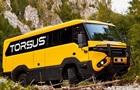 Украинский автобус-внедорожник получил две престижные премии