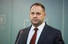 У Берліні Єрмак обговорив з главою Міноборони Німеччини ситуацію на Донбасі