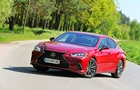 Lexus ES. Новые грани прекрасного