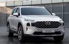 Hyundai показал обновленный Santa Fe