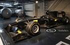 Последний болид Toyota из Формулы-1 продадут на аукционе
