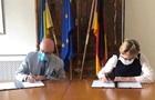 Украина и ФРГ пописали соглашение о выделении 25 млн евро переселенцам