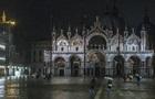 Аномальный прилив затопил Венецию