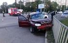 В Днепре четыре человека пострадали в ДТП