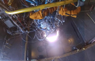 У Дніпрі випробували двигун для ракети Циклон-4М