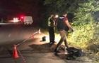 На Львовщине взрывное устройство повредило проезжавшее мимо авто