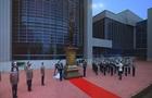 В Казахстане открыли монумент Назарбаеву