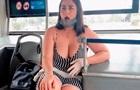 Порнозірку оголосили в розшук після зйомок порно в автобусі