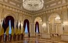 Опубліковані нові фото з Маріїнського палацу