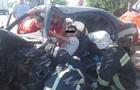 ДТП под Кирилловкой: шесть пострадавших
