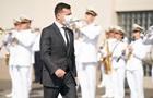 Зеленский назвал военных моряков  супергероями