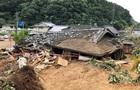 Наводнение в Японии: более 30 погибших