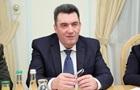Данилов розповів про перший з п яти сценаріїв з РФ