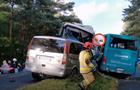 В Польше пострадали 14 людей в тройном ДТП