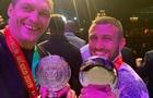 Журнал The Ring включив Ломаченка й Усика в топ-5 кращих боксерів сучасності