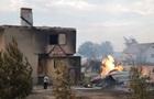 Пожары на Луганщине: пять жертв и 28 пострадавших