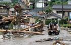 Негода в Японії забрала життя майже 60 осіб