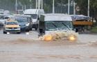 В Китае 500 школьников оказались в ловушке из-за наводнения