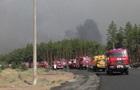 Пожары на Луганщине просят признать ЧС госуровня