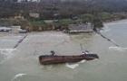 Одесская Госэкоинспекция назвала сумму убытков от аварии танкера Delfi