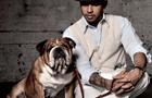 Льюис Хэмилтон посадил своего пса на веганское питание