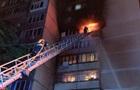 У Києві вночі горів будинок, евакуювали 15 осіб