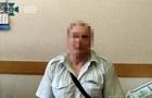 СБУ заявила о задержании сепаратистов в Запорожье