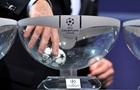 Определились соперники четвертьфиналов и полуфиналов Лиги чемпионов
