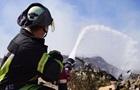 Пожары на Луганщине тушат пятые сутки