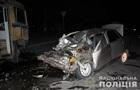 Mercedes в Маріуполі збив двох поліцейських