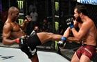 Усман одолел Масвидаля в главном поединке UFC 251