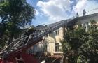 Пожар в Одессе: без жилья остались 40 человек