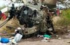 В Кении разбился военный вертолет