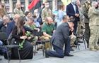 На Майдане простились с Героем Украины Матвиивым