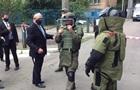 В Киеве прошли учения Израиля и Украины
