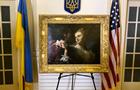 В Україну повернулася картина, викрадена нацистами під час війни