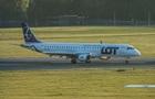 Авиакомпания LOT возобновилось авиасообщение между Украиной и Польшей