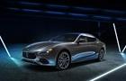 Maserati презентовала первый гибрид марки