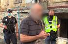 Опубликовано видео освобождения похищенного в Киеве бизнесмена