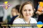 Українка виграла Суперфінал Гран-прі ФІДЕ зі швидких шахів