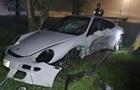 Підліток викрав Porsche за £ 82 тисячі і розбив його