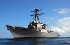 ВМС США провели учения в Черном море