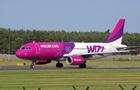 Wizz Air повторно отменил все рейсы из Украины в Эстонию