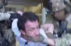 Захватчик отделения банка в Киеве задержан