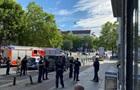 В Берлине неизвестные напали на банк